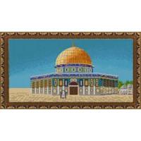 Конёк НИК 1265 Мечеть Аль-Акса