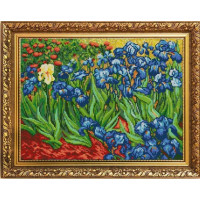 Конёк НИК 1273 Ирисы (Ван Гог)