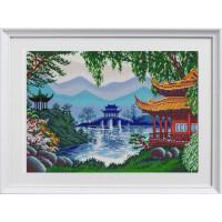 Конёк НИК 1290 Китайские пагоды