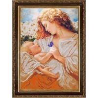 Конёк 1373 Рисунок на ткани «Конёк» 1373 Мой малыш  29х39 см
