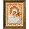 Конёк НИК 7101 Богородица Казанская. Схема для вышивания бисером