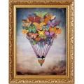 Конёк НИК 8407 Воздушные бабочки. Рисунок на ткани