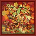 Конёк НИК 8416 Осенний натюрморт. Рисунок на ткани