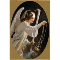 Конёк НИК 8431 Ангел со свечой