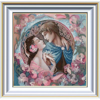 Конёк 8443 Влюбленная пара