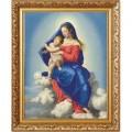 Конёк НИК 8465 Мадонна с Младенцем в славе