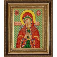 Конёк НИК 9125 Богородица Семистрельная