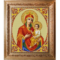 Конёк 9213 Рисунок на ткани «Конёк» 9213 Богородица Скоропослушница, 20х25 см