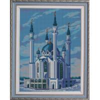 Конёк 9667 Рисунок на ткани «Конёк» 9667 МечетьКул Шариф, 29х39 см