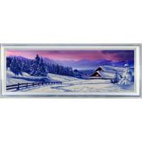 Конёк 9678 Рисунок на ткани «Конёк» 9678 Зима (полиптих ч.4), 25х65 см