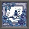 Конёк НИК 9910 Восточная страна. Схема для вышивания бисером
