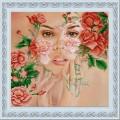 Конёк НИК 9925 Поэзия цветов. Схема для вышивания бисером