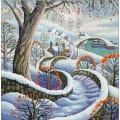 Конёк НИК 9982 Зимняя дорожка