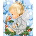 Конёк НИК 8112 Моя ягодка. Схема для вышивания бисером