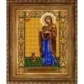 Конёк НИК 9259 Богородица Геронтисса. Схема для вышивания бисером