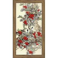 Конёк НИК9466 Лесные ягоды. Схема для вышивания бисером