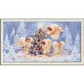 Конёк НИК9477 Рождественская елка. Схема для вышивания бисером