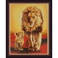 Конёк НИК9527 Король Лев. Схема для вышивания бисером
