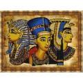 Конёк НИК9737 Египет. Схема для вышивания бисером