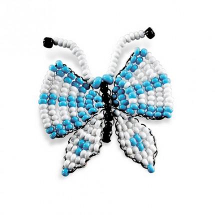 Набор для бисероплетения «Радуга бисера» А-072 Бабочка (арт. А-072_РБ)