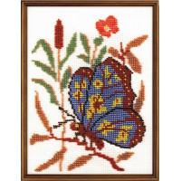 Кроше (Радуга бисера) Набор для вышивания Набор для вышивания «Радуга бисера» В-007 Баттерфляй
