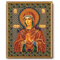 Кроше (Радуга бисера) Набор для вышивания «Кроше» В-154 Богородица Умягчение Злых Сердец Набор для вышивания «Радуга бисера» В-154 Богородица Умягчение Злых Сердец