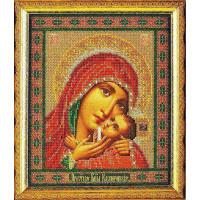 Кроше (Радуга бисера) Набор для вышивания «Радуга бисера» В-183 Касперовская Богородица Набор для вышивания «Радуга бисера» В-183 Касперовская Богородица