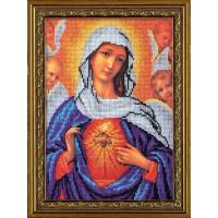 Кроше (Радуга бисера) В-192 Дева Мария