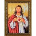 Кроше (Радуга бисера) В-193 Иисус Христос