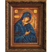 Кроше (Радуга бисера) В-195 Богородица Ахтырская