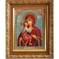 Кроше (Радуга бисера) В-198 Богородица Фёдоровская