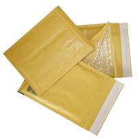 КУРТ G/4-G.10 Конверт-пакеты с прослойкой из пузырчатой пленки (250х350 мм), крафт-бумага, отрывная полоса, КОМПЛЕКТ 10 шт., G/4-G.10