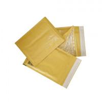 КУРТ С/0-G.10 Конверт-пакеты с прослойкой из пузырчатой пленки (150х225 мм), крафт-бумага, отрывная полоса, КОМПЛЕКТ 10 шт., С/0-G.10