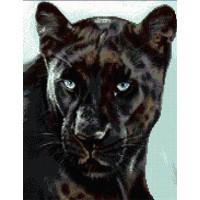 Kustom Krafts 001 Набор для вышивания Kustom Krafts JW-001 Черная пантера
