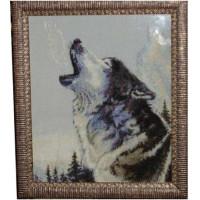 Kustom Krafts 001 Воющий волк