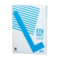 KYM LUX  Бумага офисная KYM LUX CLASSIC, А4, 80 г/м2, 500 л., марка С, Финляндия, белизна 150%