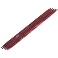 Lana Grossa 3.50 длина 15 см. Спицы чулочные дерево Multicolor, 15 см, 3.50 длина 15 см.