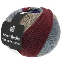 Lana Grossa  About Berlin Yak Colorblok