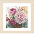 Lanarte PN-0165376 Pink rose (Розовые розы)
