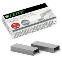 "LEITZ 55770000 Скобы для степлера LEITZ ""Power Performance P2"" № 10, 1000 шт., до 10 листов, 55770000"