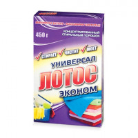 ЛОТОС  Стиральный порошок универсальный 450 г, ЛОТОС