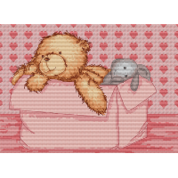 Luca-S B131 Медвежонок