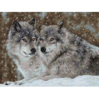 Luca-S B2291 Два волка