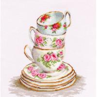 Luca-S B2323 Три чайные чашки