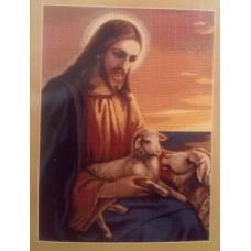 Набор для вышивания B315 Добрый пастырь