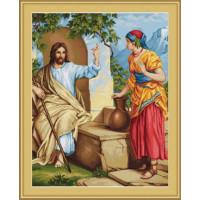 Luca-S B478 Иисус и самаритянка