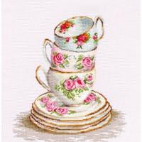 Luca-S BA2323 Три чайные чашки