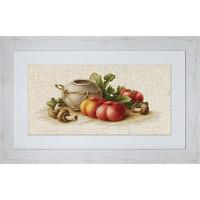 Luca-S BL2249 Натюрморт с овощами