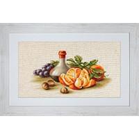 Luca-S BL2250 Натюрморт с апельсинами