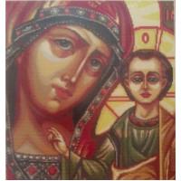 Luca-S G367 Икона с Богородицей